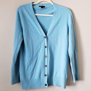 J. Crew | Long Sleeve Button Up Cardigan Sweater